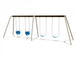 Swing 4 Seater (2-Belts, 2-Toddlers)